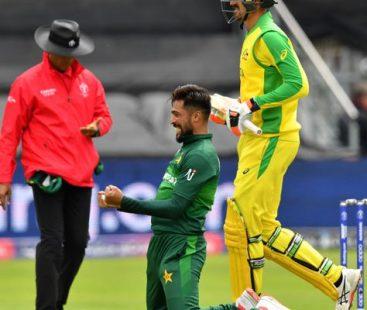 Pak vs Aus: Aamir's amazing 5 wicket haul against Aussies