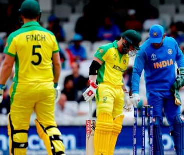 Ind vs Aus: India wins the World Cup match by 36 runs