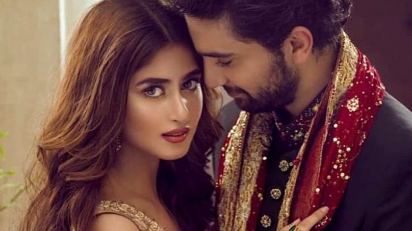 Sajjal Ali and Ahad Raza Mir are engaged