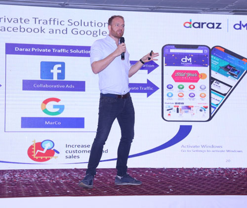 Daraz Collaborates With Facebook And Google To Launch Private Traffic Solution for DarazMall Brands