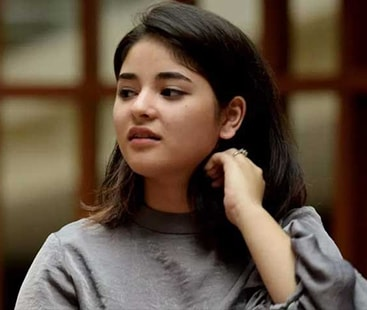 'Dangal' girl Zaira Wasim announces disassociation from showbiz