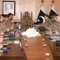 Corps Commanders vow to go to any extent to fulfill obligations regarding Kashmir