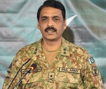 Bizenjo's remarks against head of national institution unfounded: DG ISPR
