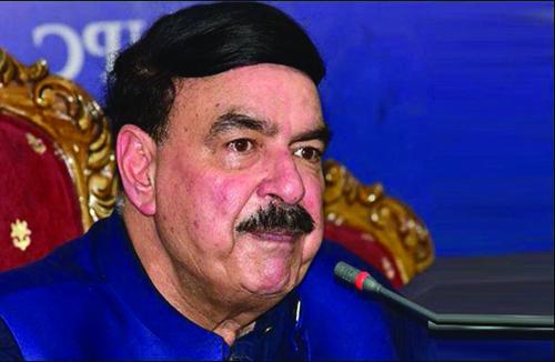 Sheikh Rashid predicts full-blown Pakistan-India war in October, November