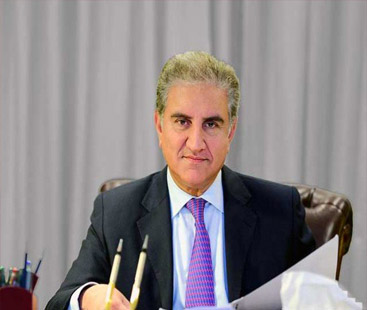 "Qureshi Refuses to Deny ""Accidental War"" with India over Kashmir"