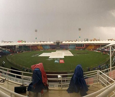Pak vs SL: Toss delayed due to rain