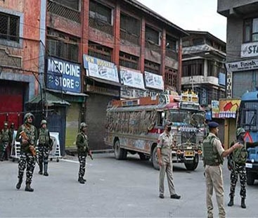 Kashmir Valley: 47th day and Life Paralyzed