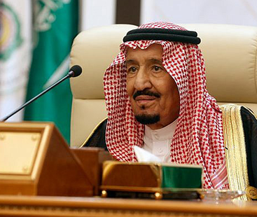 Saudi king condemns Netanyahu pledge in call with Abbas