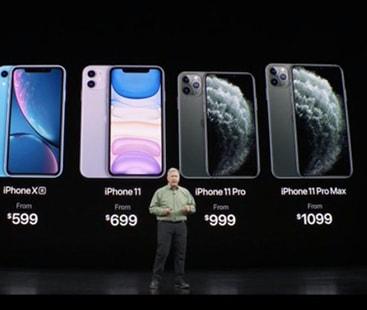 Apple unveils iPhone 11 models