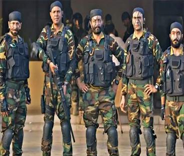 TSENTR 2019:Pak Army joins multi-nation military exercise