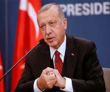 Turkish President Erdogan's visit to Pakistan postponed