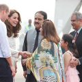 William and Kate visited SOS Village in Lahore