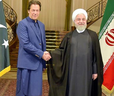 PM Khan thanks Iranian Supreme Leader for support on Kashmir issue