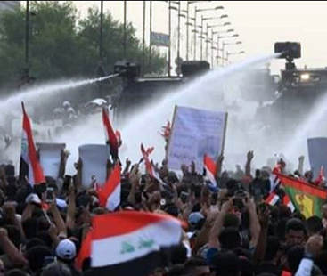 Iraqi PM pledges reforms to calm angry protests