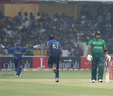2nd T20I: Pakistan vs Sri Lanka today