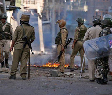 Kashimri youth martyred in Pulwama by Indian Troops