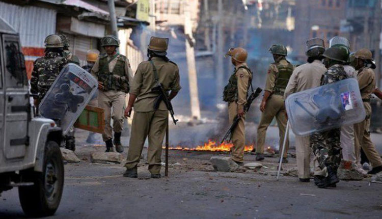Normal life remains paralyzed in IoK on 88th day