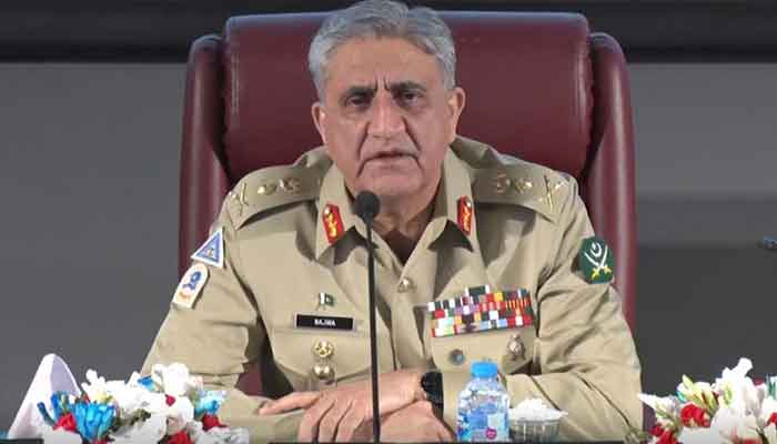 Army chief Bajwa's extension notification suspended by CJ Khosa