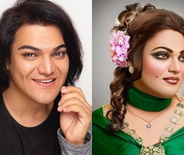 An artistic tribute to Madam Noor Jahan by Shoaib Khan