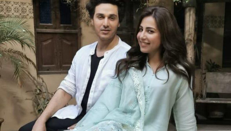 Ahsan Khan and Ushna Shah to work together in next drama serial