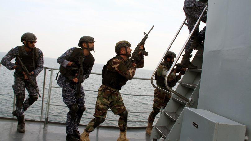 Pakistan Navy and Royal Bahrain Defense Forces hold Bilateral Exercise Shaheen Al Jazeera