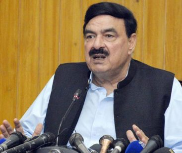 Sheikh Rashid in hospital owing to chest pain