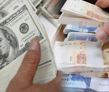 Pakistani rupee getting strong; may peak 150 to dollar