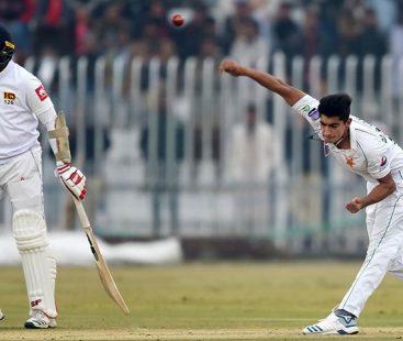 Pakistan beat Sri Lanka in homecoming Test series