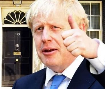 PM Johnson on verge of resounding win in UK's election