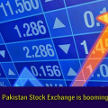 Pakistan Stock Exchange is booming