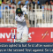 Pakistan opted to bat first after winning the toss in the second Test against Sri Lanka.