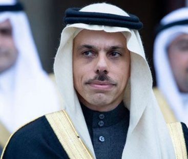 Saudi foreign minister to reach Pakistan today