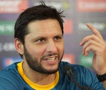 """""""I once smashed a TV set out of anger"""", confesses Afridi"""