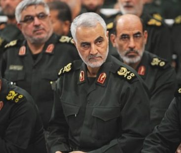 Air strike kills top Iran general Qassem Suleimani in Baghdad