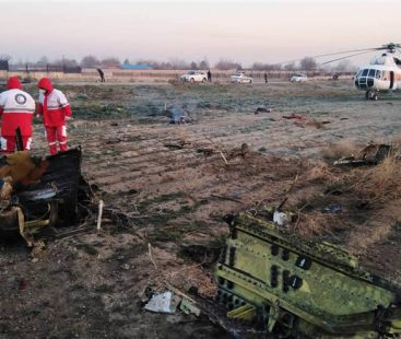 Arrests over plane tragedy have been made: Iran