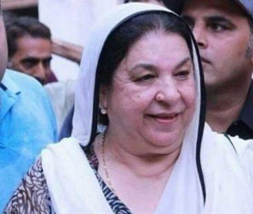 Reports say no progress in Nawaz's treatment in London: Yasmin Rashid