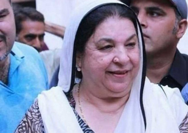 Reports say no progress in Nawaz's treatment in London: Yasmin Rashid