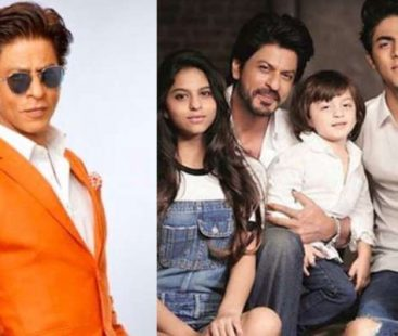 'I am a Muslim, my wife is a Hindu and my kids are Hindustan': Shah Rukh Khan