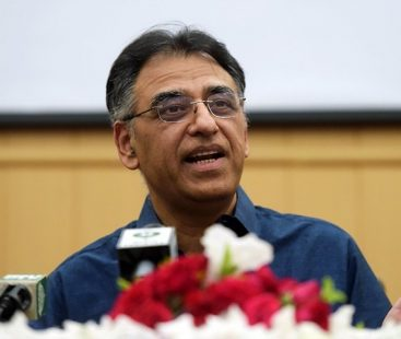 Inflation will reduce in 2020: Asad Umar