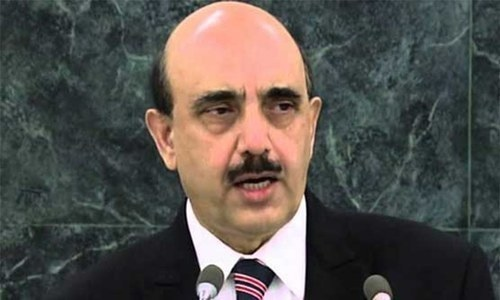 India has installed deadly weapons at LoC: AJK President
