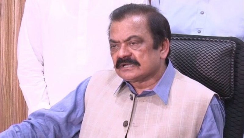 Shehbaz likely to return in 2nd week of January: Sanaullah