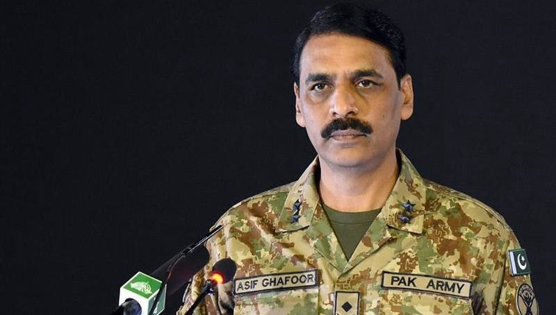 """Pakistan will be partner of peace"": DG ISPR"