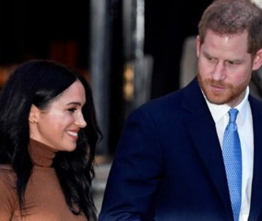 Stripped of loyal titles, Harry and Meghan begin life anew