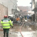 Lahore factory fire kills 8, injures 2