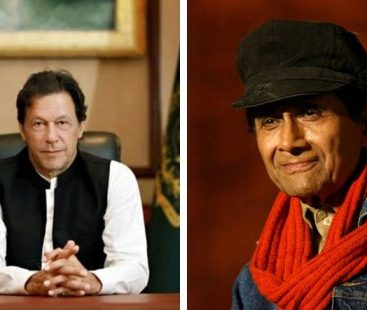 Dev Anand asked PM Imran Khan to act in Bollywood film