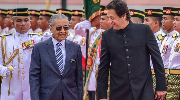 PM Imran to visit Malaysia shortly
