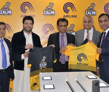 Air Link Communication Limited is honored to announce its leading partnership with Peshawar Zalmi