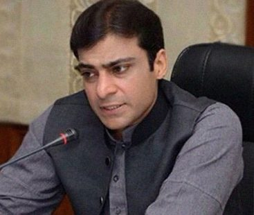 Hamza Shehbaz denied bail in money laundering case