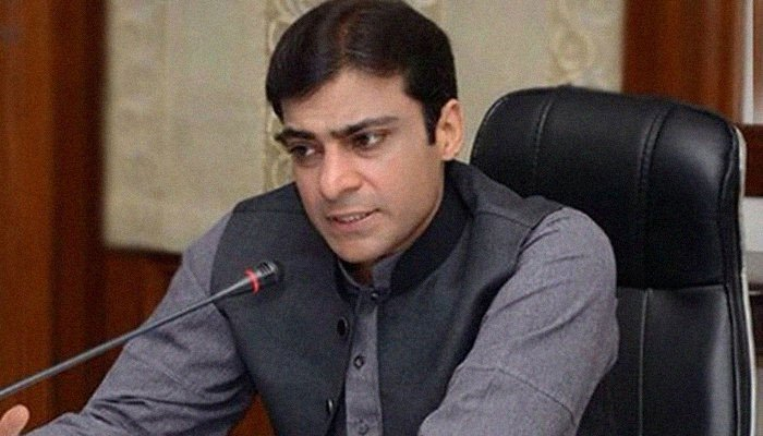 Hamza Shehbaz denied bail in money laundering case