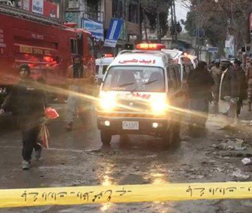 Three killed, seven hurt in Quetta blast